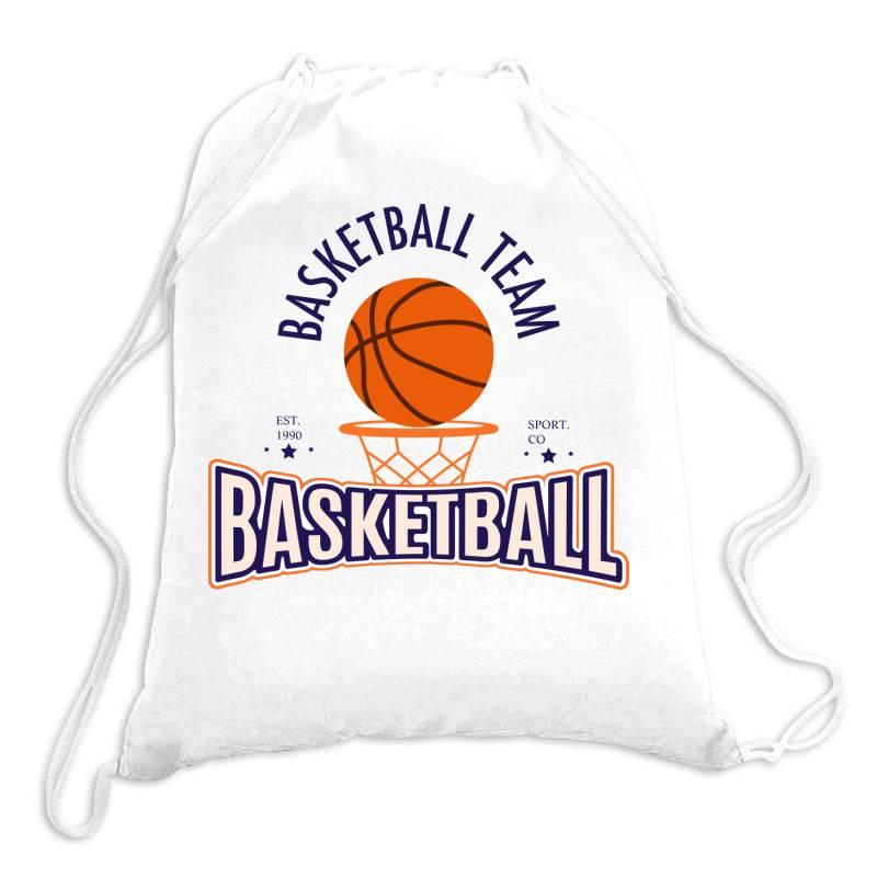 Basketball Team Drawstring Bags   Artistshot