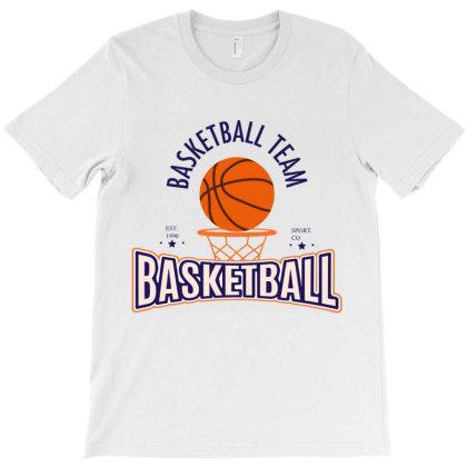 Basketball Team T-shirt Designed By Estore