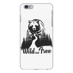 Wild and tree, Bear iPhone 6 Plus/6s Plus Case | Artistshot