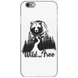 Wild and tree, Bear iPhone 6/6s Case | Artistshot