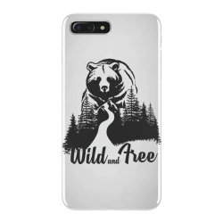 Wild and tree, Bear iPhone 7 Plus Case | Artistshot