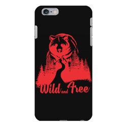 Wild and tree, Bear iPhone 6 Plus/6s Plus Case | Artistshot