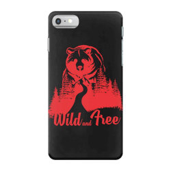 Wild and tree, Bear iPhone 7 Case | Artistshot