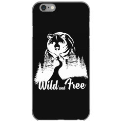 Wild and tree, Bear iPhone 6/6s Case | Artistshot