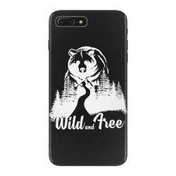 Wild and tree, Bear iPhone 7 Plus Case | Artistshot