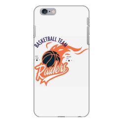 Basketball team, Raiders iPhone 6 Plus/6s Plus Case | Artistshot