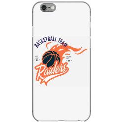 Basketball team, Raiders iPhone 6/6s Case | Artistshot