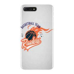 Basketball team, Raiders iPhone 7 Plus Case | Artistshot