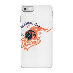 Basketball team, Raiders iPhone 7 Case | Artistshot