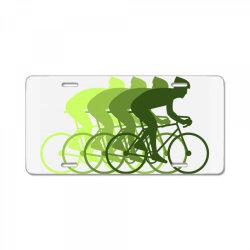 Bicycles License Plate   Artistshot