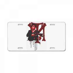 Don Carleone License Plate | Artistshot