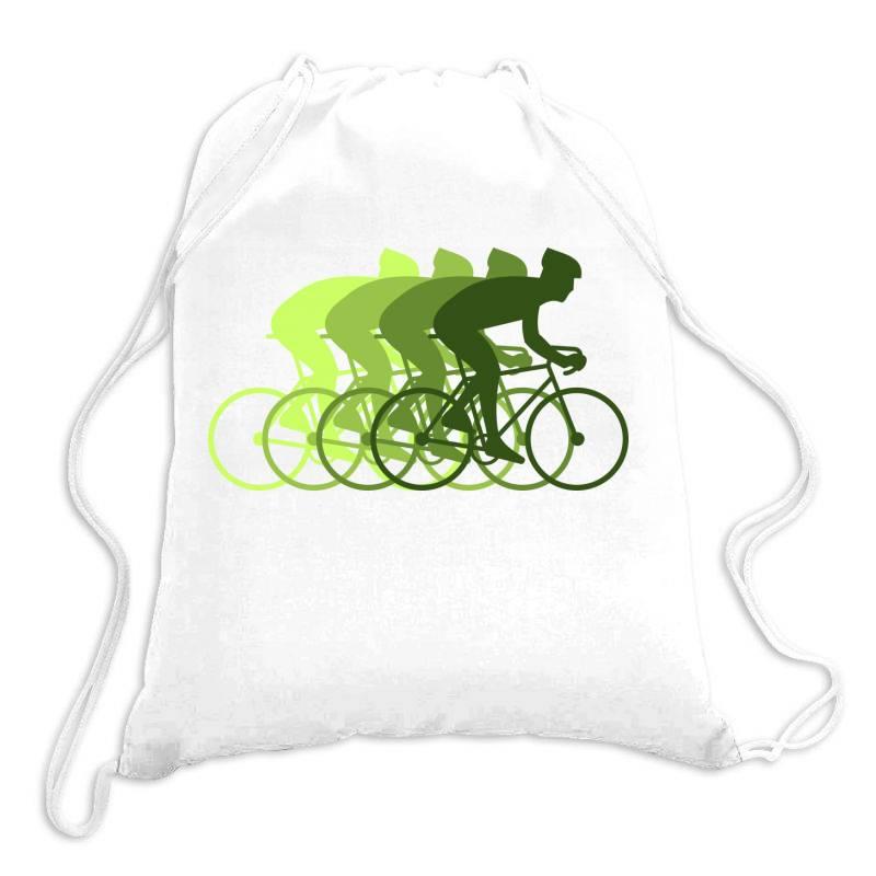 Bicycles Drawstring Bags   Artistshot