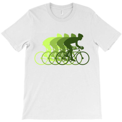 Bicycles T-shirt Designed By Estore