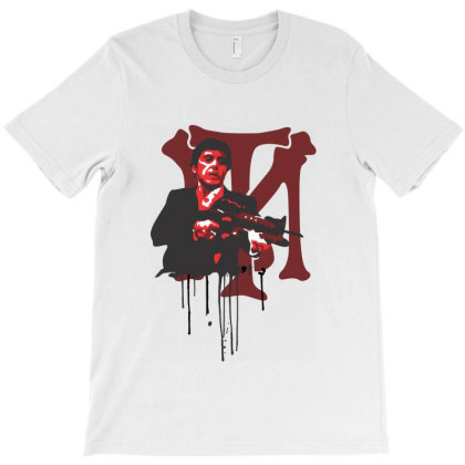 Don Carleone T-shirt Designed By Estore