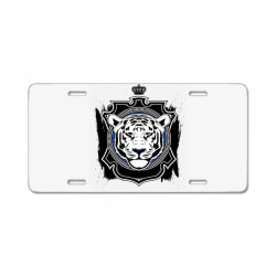 Tiger, Safari License Plate   Artistshot