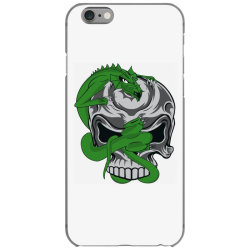Skull dragon iPhone 6/6s Case | Artistshot