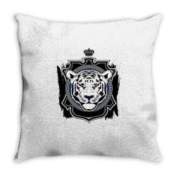 Tiger, Safari Throw Pillow   Artistshot