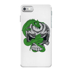 Skull dragon iPhone 7 Case | Artistshot