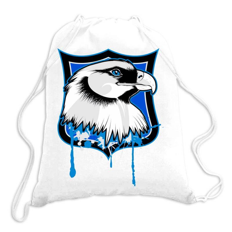Eagle Drawstring Bags   Artistshot