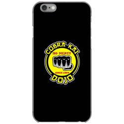 cobra kai , strike first,strike hard,no mercy iPhone 6/6s Case | Artistshot