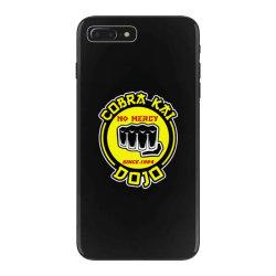cobra kai , strike first,strike hard,no mercy iPhone 7 Plus Case | Artistshot