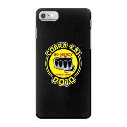 cobra kai , strike first,strike hard,no mercy iPhone 7 Case | Artistshot