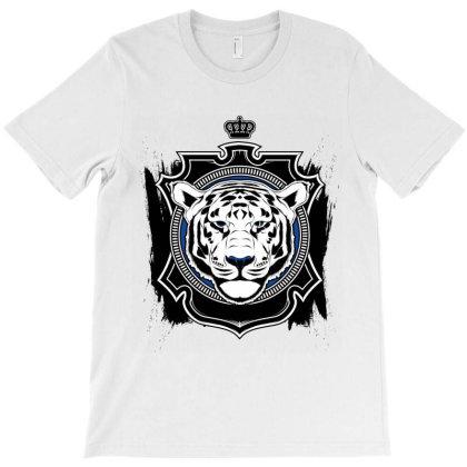 Tiger, Safari T-shirt Designed By Estore
