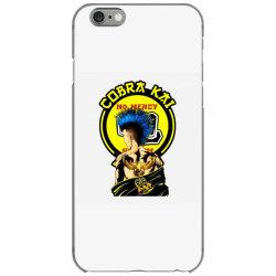 cobra kai,   strike first ,  strike hard ,  no mercy iPhone 6/6s Case | Artistshot