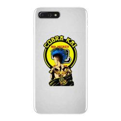 cobra kai,   strike first ,  strike hard ,  no mercy iPhone 7 Plus Case | Artistshot