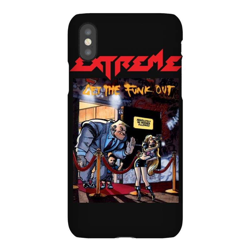 Get The Funk Out. Extreme Band Iphonex Case   Artistshot