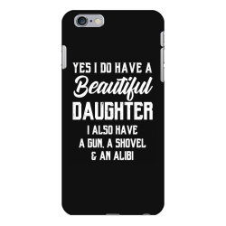 Mens Daughter to Dad - Fathers Day Gift iPhone 6 Plus/6s Plus Case | Artistshot