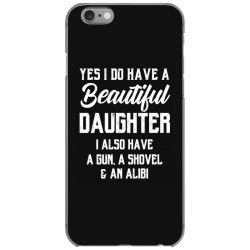 Mens Daughter to Dad - Fathers Day Gift iPhone 6/6s Case | Artistshot