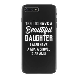 Mens Daughter to Dad - Fathers Day Gift iPhone 7 Plus Case | Artistshot