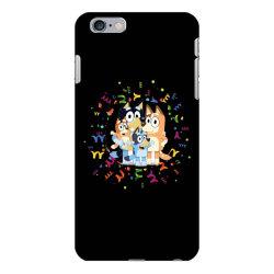 bluey dad mom funny family iPhone 6 Plus/6s Plus Case | Artistshot