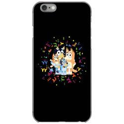 bluey dad mom funny family iPhone 6/6s Case | Artistshot