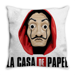 bella ciao song Throw Pillow | Artistshot