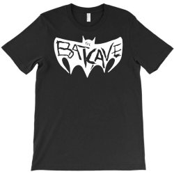 batcave goth logo T-Shirt | Artistshot