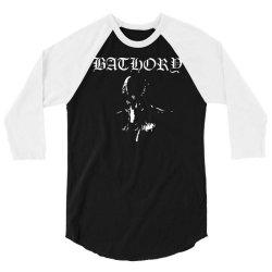 bathory 3/4 Sleeve Shirt | Artistshot