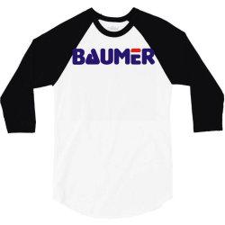 baumer 3/4 Sleeve Shirt | Artistshot