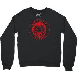 bayside tigers (2) Crewneck Sweatshirt | Artistshot