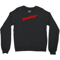 baywatch Crewneck Sweatshirt   Artistshot