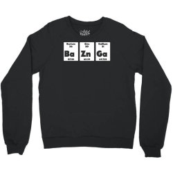 bazinga periodic table (2) Crewneck Sweatshirt | Artistshot