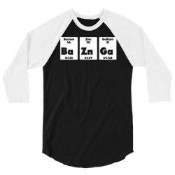 bazinga periodic table (2) 3/4 Sleeve Shirt | Artistshot