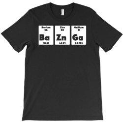 bazinga periodic table (2) T-Shirt | Artistshot