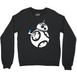 bb 8 thumbs up funny Crewneck Sweatshirt | Artistshot