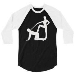 bdsm 3/4 Sleeve Shirt   Artistshot