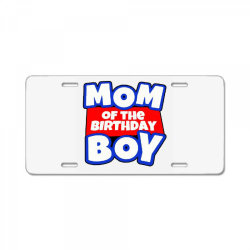 womens mom of the toy License Plate | Artistshot