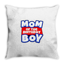 womens mom of the toy Throw Pillow | Artistshot