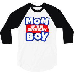 womens mom of the toy 3/4 Sleeve Shirt | Artistshot