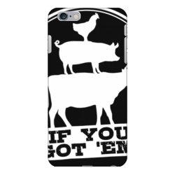 b.b.q  t shirts for men funny smoke meat smoking gift for dad iPhone 6 Plus/6s Plus Case   Artistshot